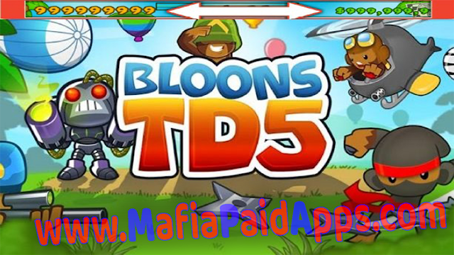 Pin on Bloons TD 5 Apk + Mod Money, Unlocked ,… for Android