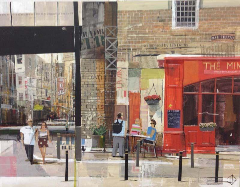 Tom Butler Artwork » Tom Butler Art » London