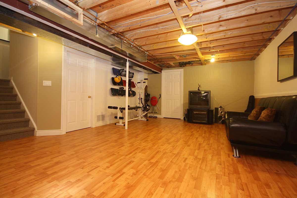 best floor for basement family room Best Basement