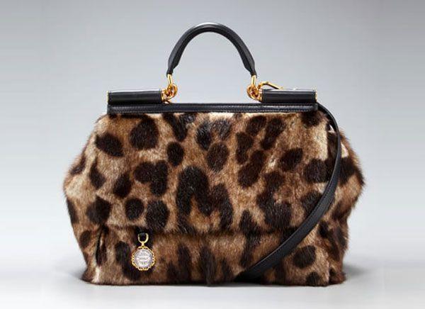 22c4056afc9 Dolce Gabbana bag   Bags I like   Pinterest   Leopard bag, Leopards and Bag