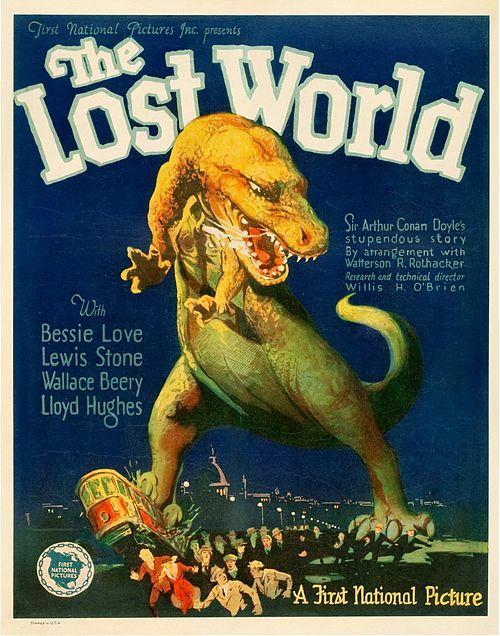 Public Domain Movies Feature Films Public Domain Movies Classic Movie Posters Movie Posters Vintage The Lost World