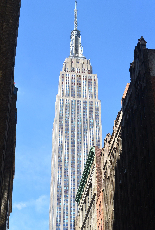 Empire State. New York. Foto Carolina Marizza.