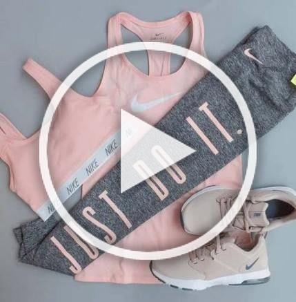 Fitness Fashion Active Wear Nike 57  Trendy Ideas #fashion #fitness