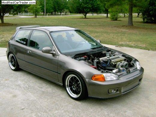 Image For Honda Civic Hatchback 2000 For Sale Alex Honda Civic