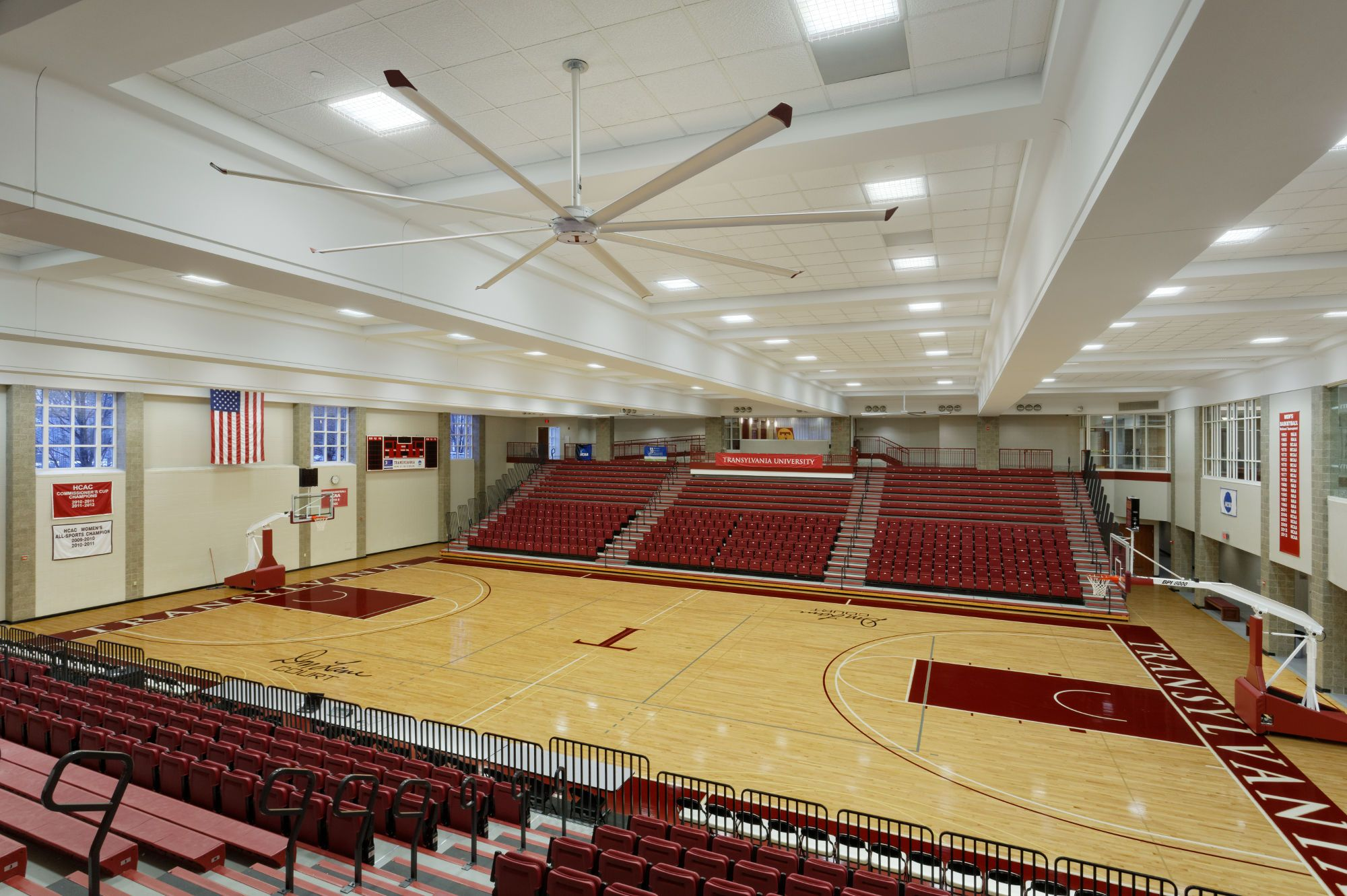 transylvania university's beck center is the school's community home