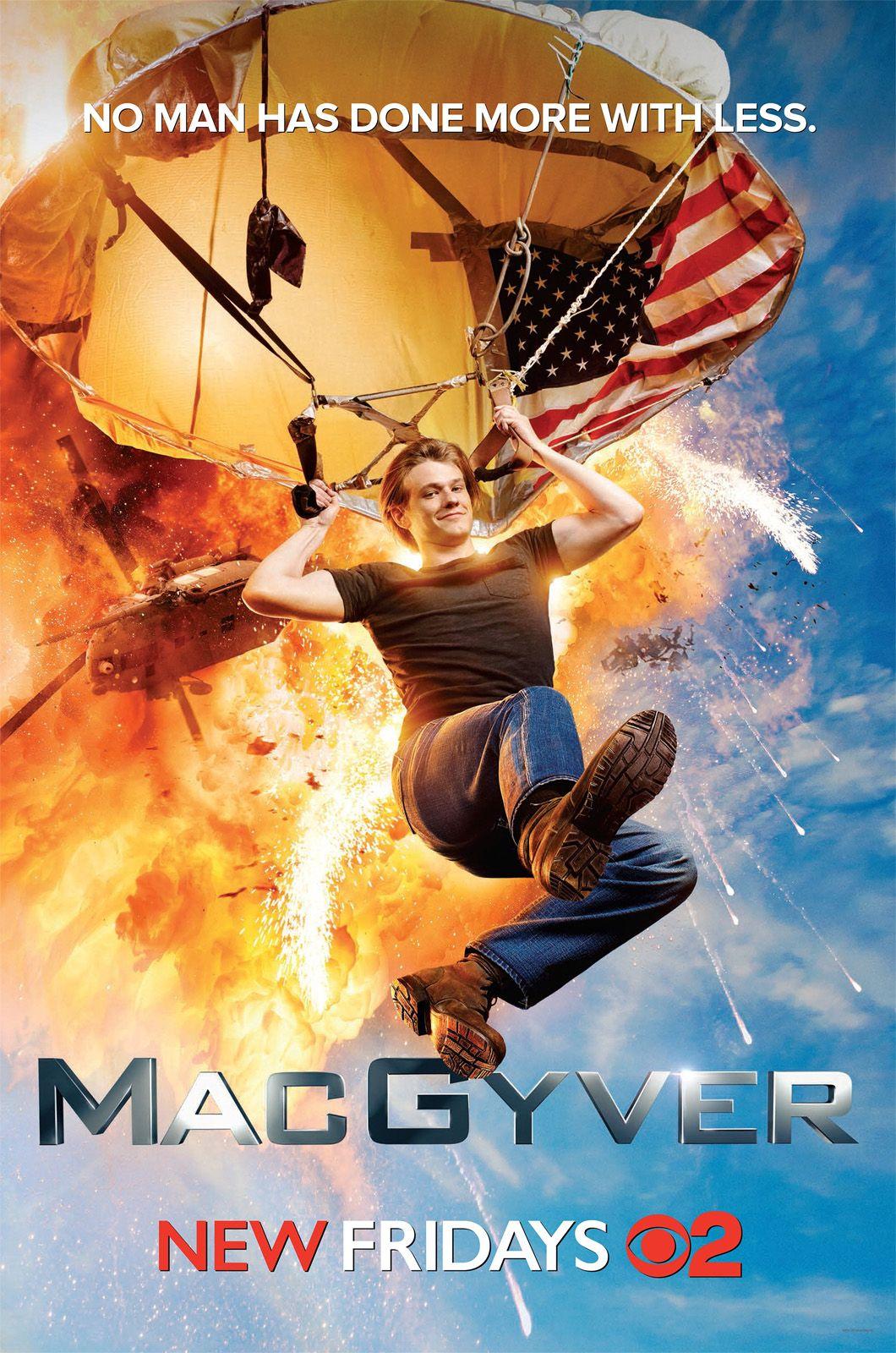 MacGyver (T1, 22 ep.)