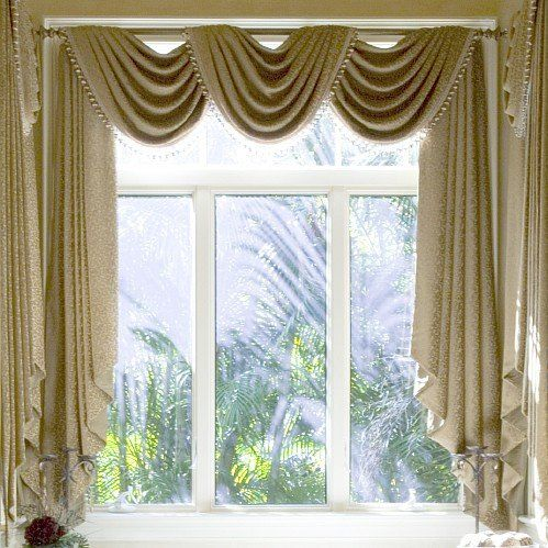 Swag Curtains for Living room With New Concept Pictures Photos Picture