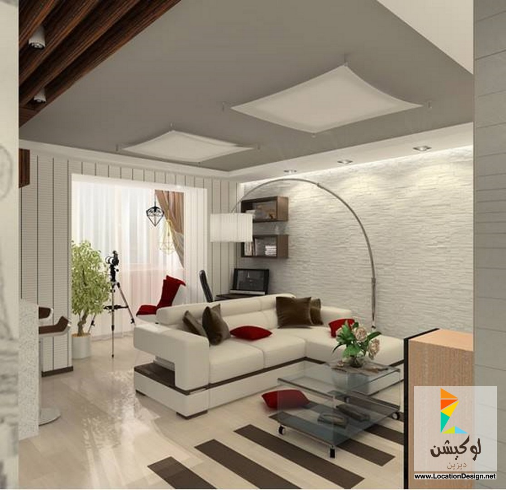 فواصل صالات بالجبس 2021 ديكورات صالات جبس 2021 Img 1456412326 557 J Luxury Living Room Decor Luxury Living Room Interior Design Living Room