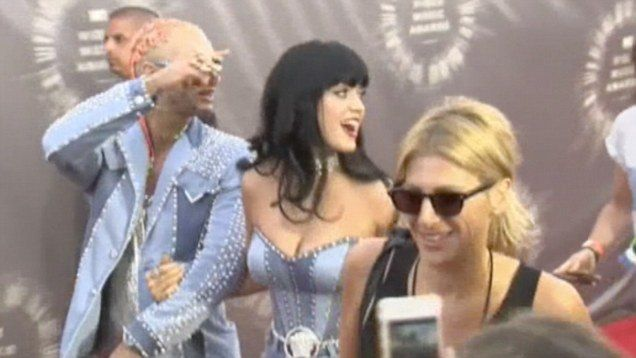 So is Katy Perry the 'straight-up enemy' who tried to sabotage Taylor Swift's career? Roar singer posts cryptic Mean Girls tweet after pop rival's interview. | celebrityjane