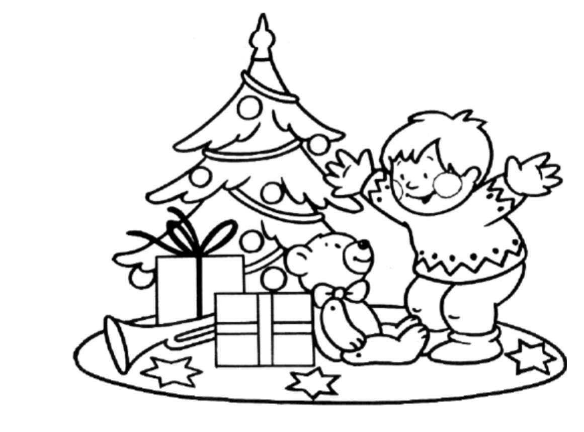 Ausmalbilder Gratis Weihnachten sausmalbilder