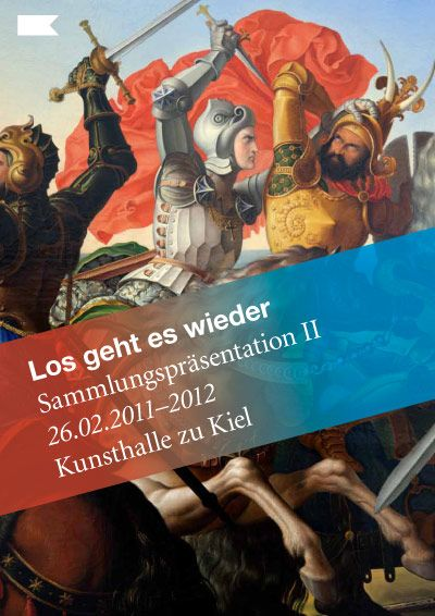 Plakatserie für die Kunsthalle zu Kiel