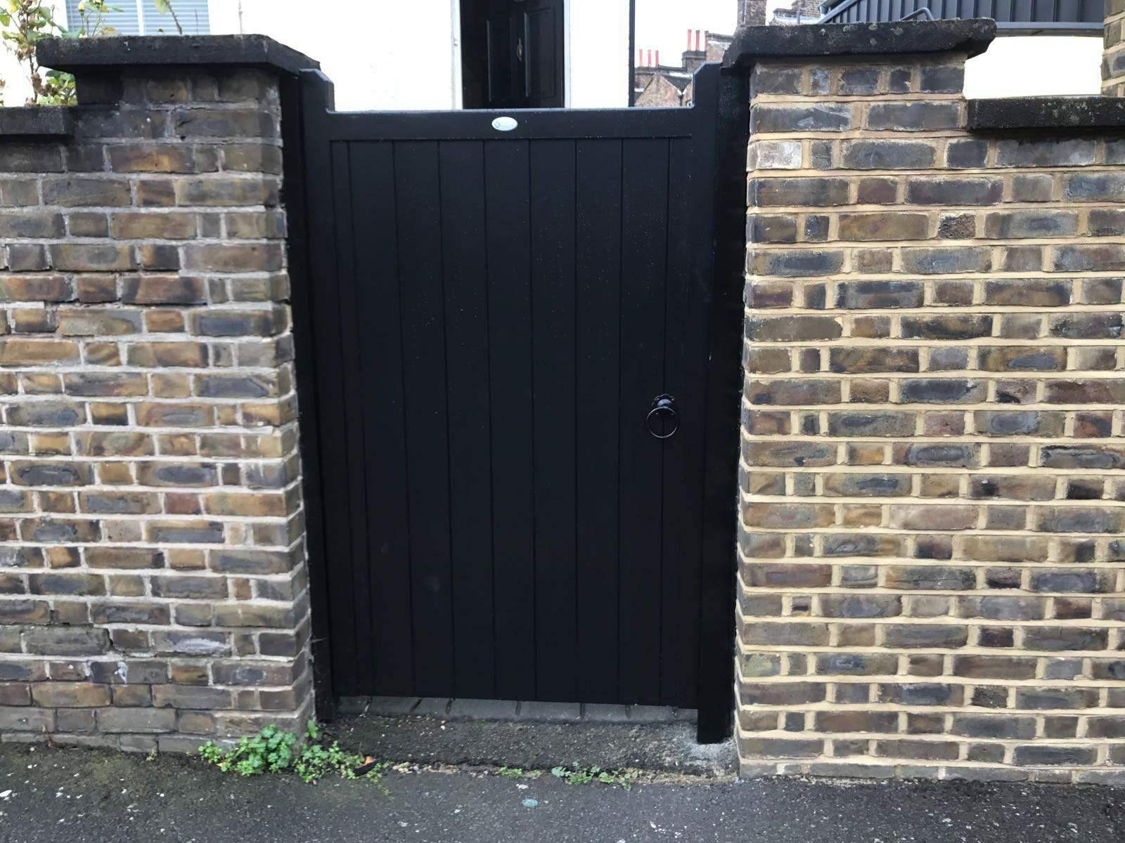 Vegetable Gardening Black Garden Black Garden Gate Secret Garden Gate Rustic Wooden Garden Gates Metal In 2020 Side Gates Garden Gate Design Wrought Iron Fences