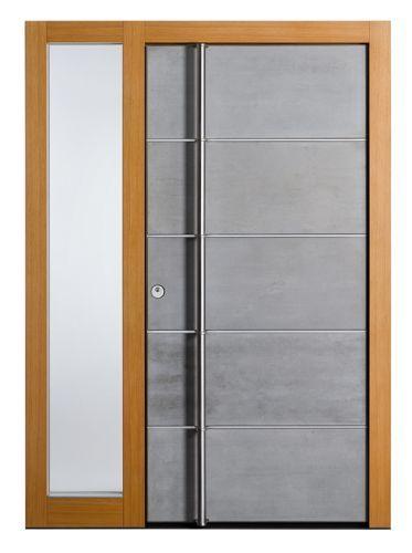 Not The Wood Frame Topic Haustr Concrete T3 Shut The Front Door