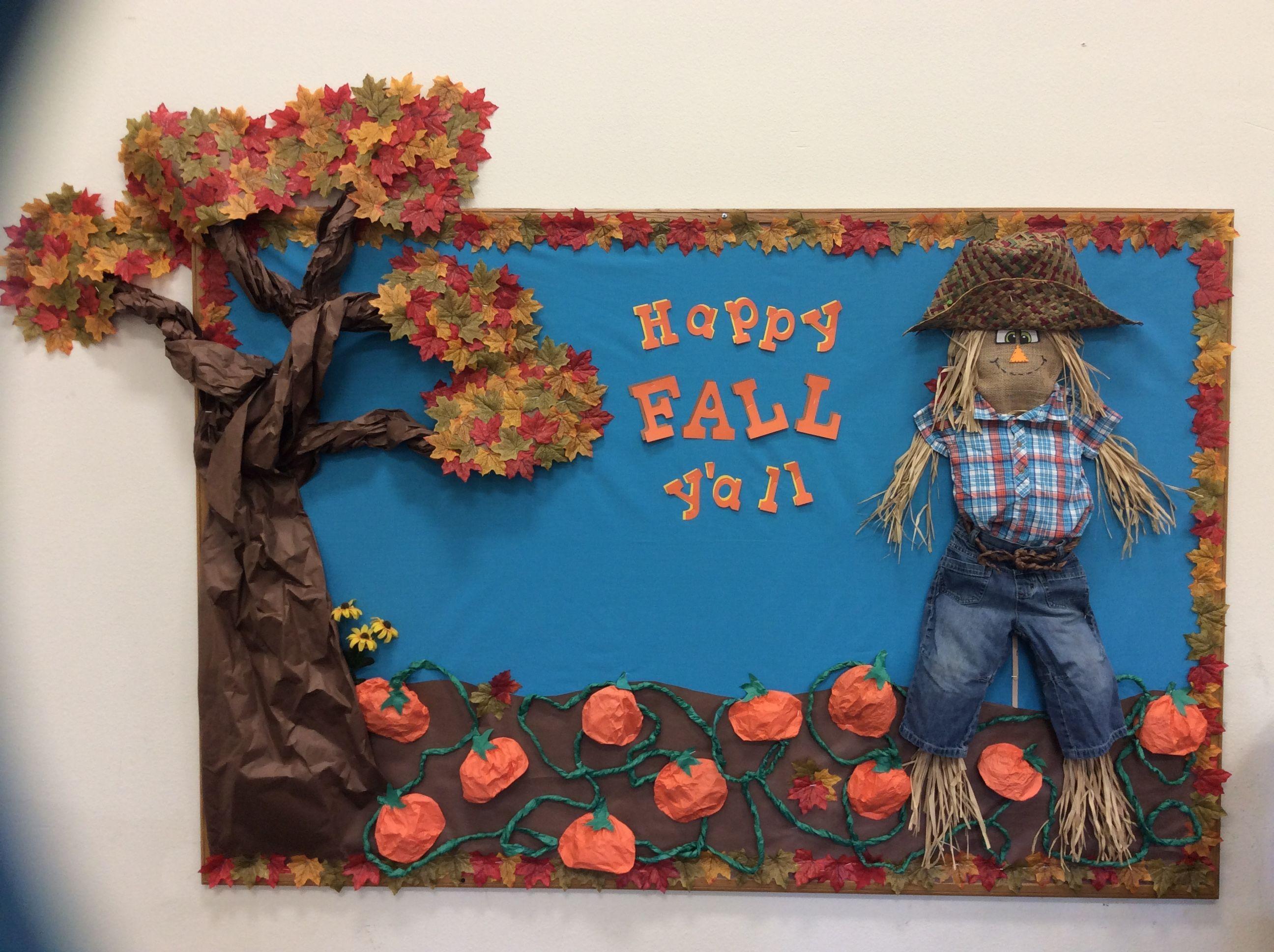 Pumpkin patch bulletin board pumpkinpatchbulletinboard
