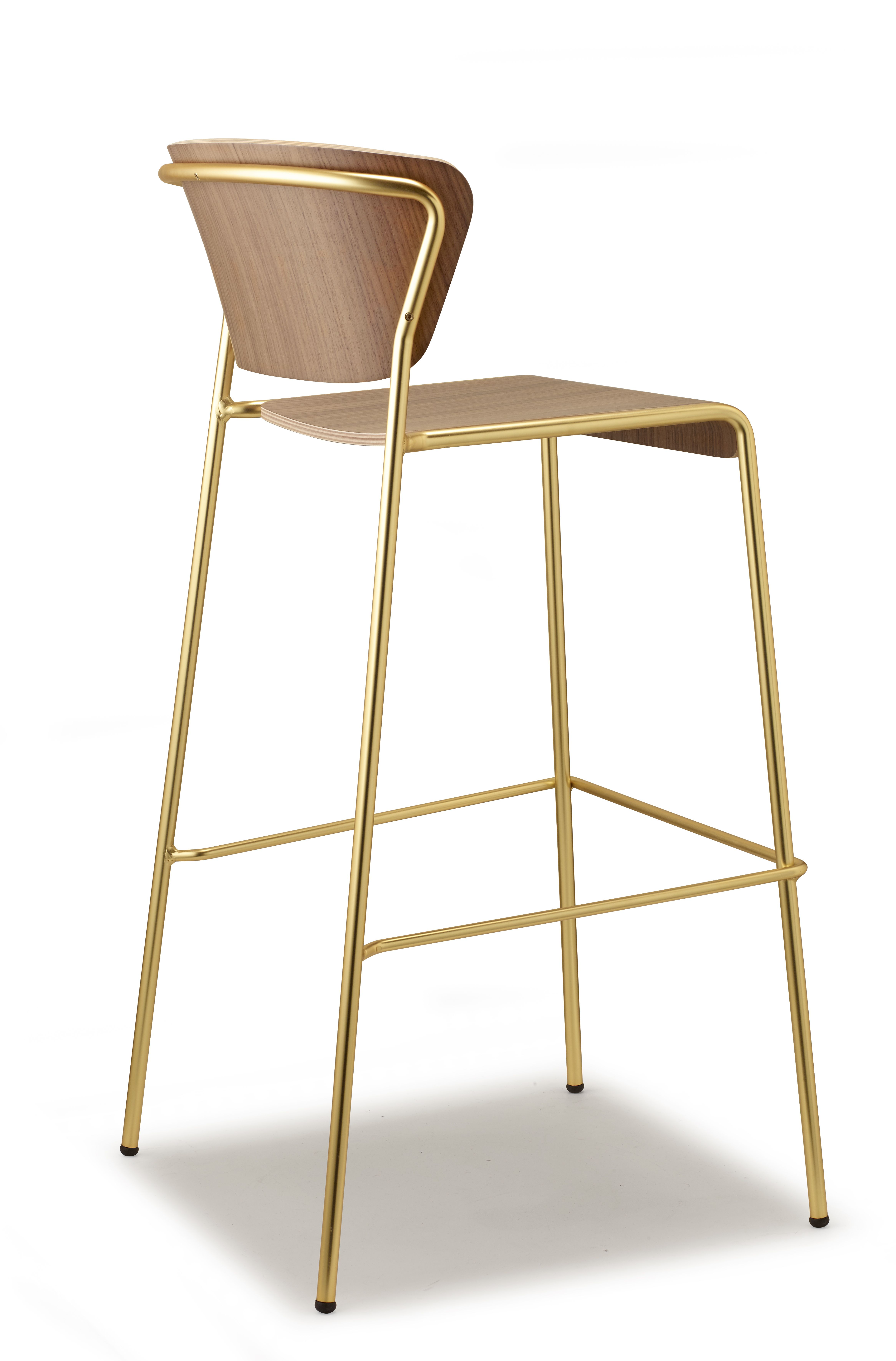 We Love How Lisa Barstool Fits Into Any Modern Bar The Metal Is Available In