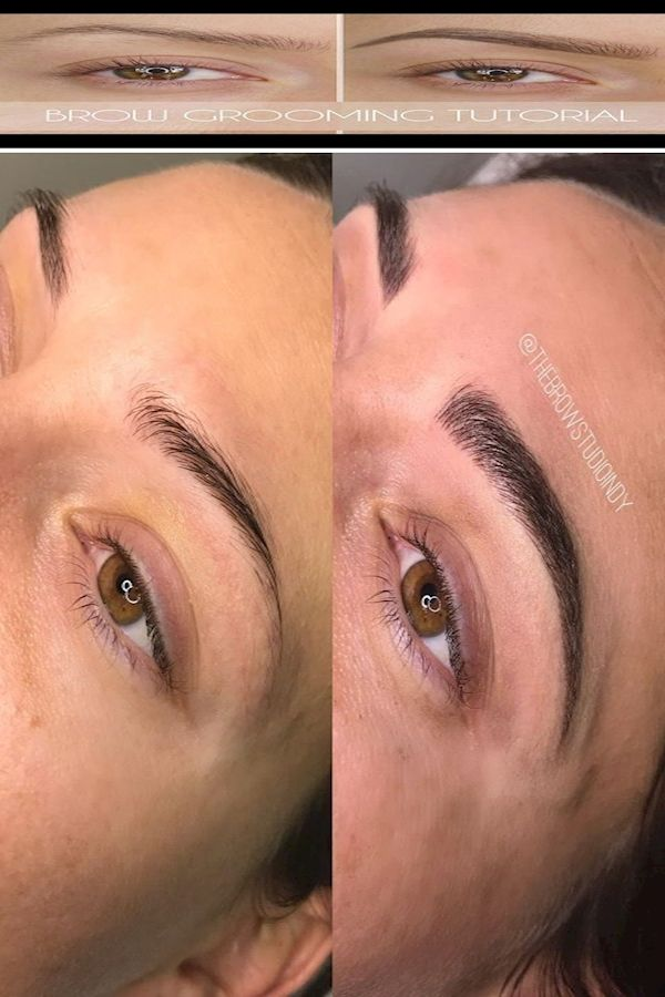 Arched Eyebrows | What Is Eyebrow Threading | How To Get A ...
