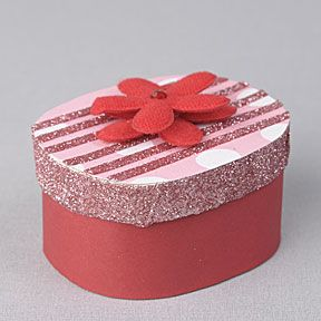 Decorated Gift Boxes Painted Boxes Ideas  Holiday Ideas Valentine Gift Box Valentine