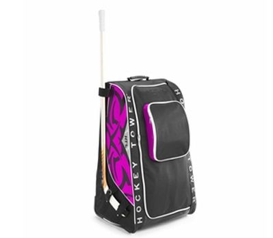 Are You Looking For Black And Fuchsia Pink Ice Hockey Bag Then Alanic Ice Hockey Is The Perfect Place For You Hockey Bag Hockey Equipment Hockey