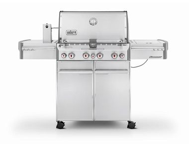 Weber Summit S470 Gas Grill Reviews Propane Gas Grill Best Gas Grills