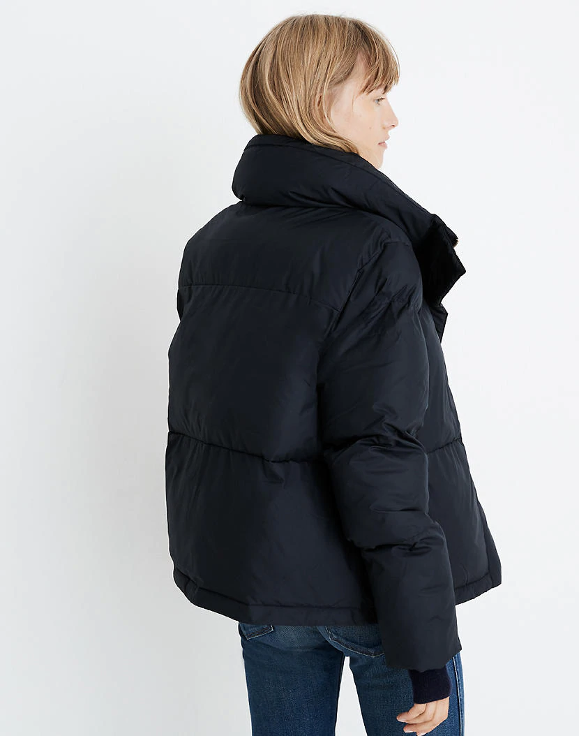 Penfield Melrose Puffer Jacket Jackets Cropped Puffer Jacket Puffer Jackets [ 1054 x 830 Pixel ]