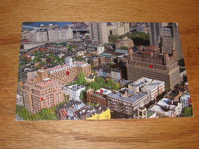 World headquarters of jehovahs witnesses brooklyn new york ny world headquarters of jehovahs witnesses brooklyn new york ny post card sciox Choice Image