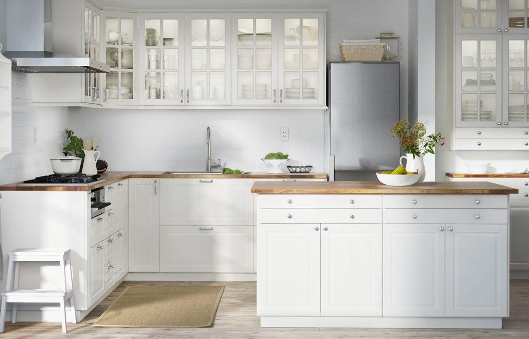 キッチンはIKEAさんのメトードモール装飾やガラスケース照明など楽しい仕掛けがいっぱいでリーズナブル。シリースアイテムが豊富なので建売購入後も自由にアレンジできます。