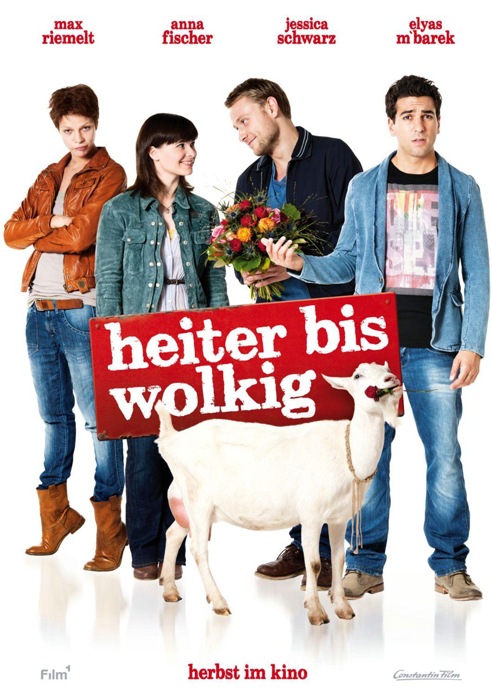 Heiter Bis Wolkig Poster Fe Filmdatenbank Heiter Bis Wolkig Heiterkeit Traurige Filme
