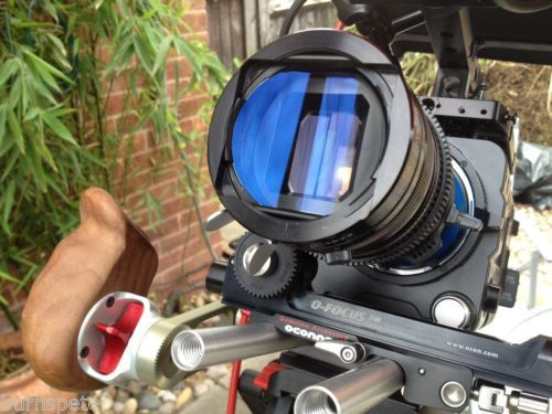 Optex 16:9 Anamorphic Camera Lens (OTDV58ANA) Cinemascope