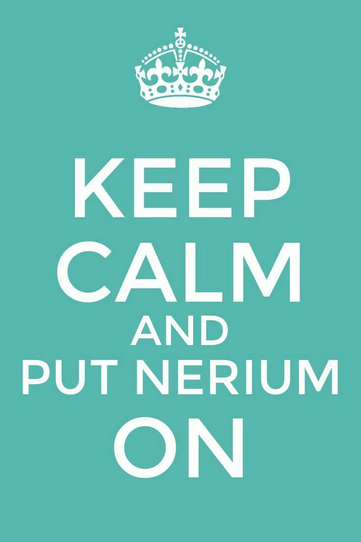 Keep Calm and Put Nerium On!! Message me for your FREE sample!! renaesines.nerium.com