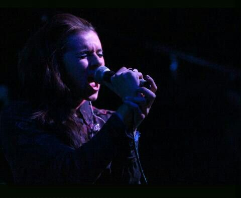 Lynn and the face <3