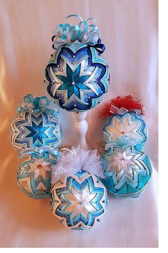 Creating Uncommon Mokume | Fabric christmas ornaments