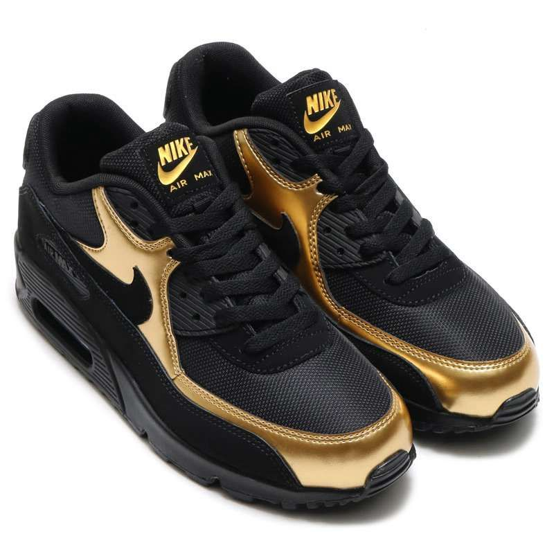 c7cdde48 Comfortable Nike Air Max 90 KPU Black Red Hot Sale - $86.94 | Nike ...
