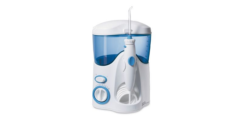 how often to use a water flosser