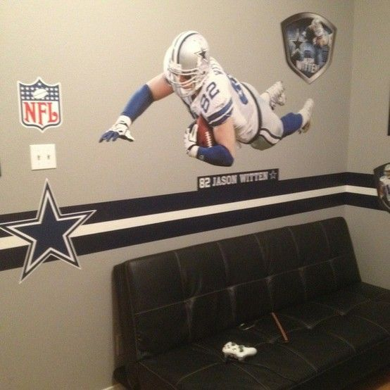 Dallas Cowboys Bedroom Decor: Dallas Cowboys Game Room#Pin By:Pinterest++ For IPad