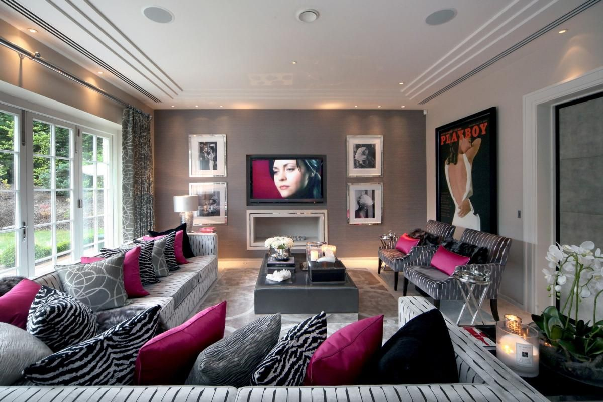 Hollywood inspired interiors st georgeus hill feng shui