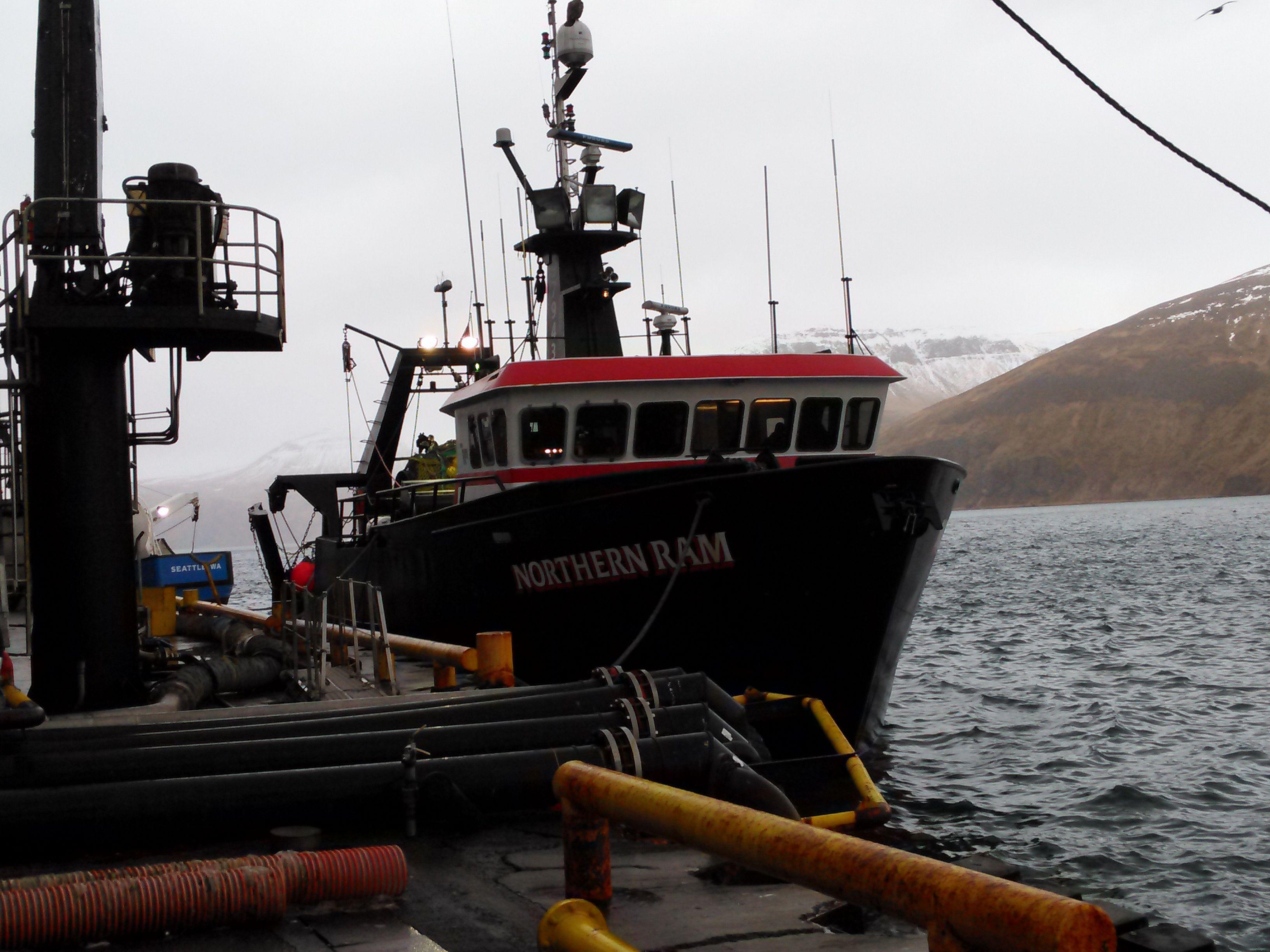 F/V NORTHERN RAM Fishing boats, Boat, Alaska