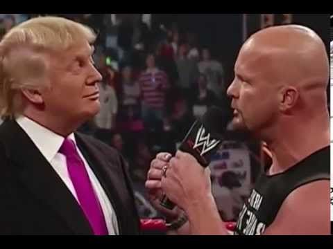 Stone Cold Sale En Defensa De Los Mexicanos Y Amenaza A Donald Trump 2015