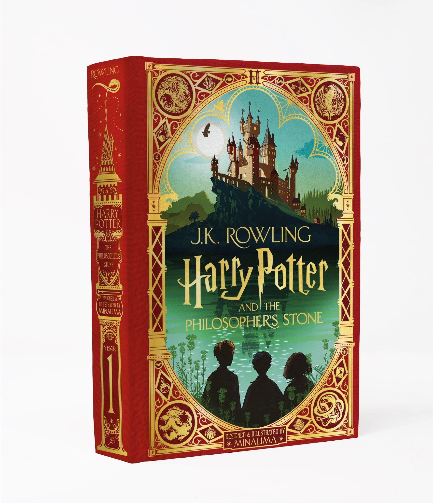 Minalima On Twitter Rowling Harry Potter Harry Potter Books Harry Potter Film