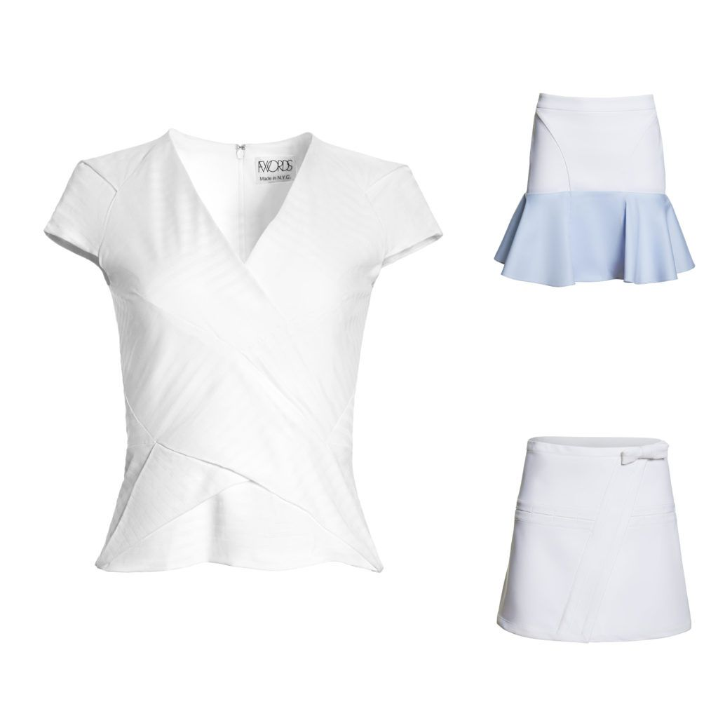 The Best Luxury Tennis Clothes Right Now Dandelion Chandelier In 2020 Tennis Clothes Stylish Workout Clothes Tennis Dress