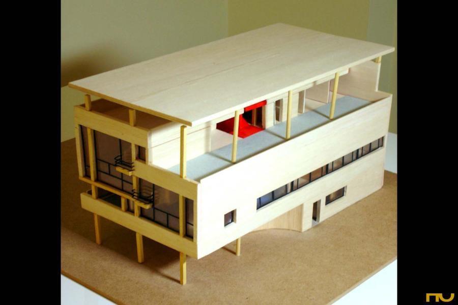 Història en Obres - portal de historia de la arquitectura moderna
