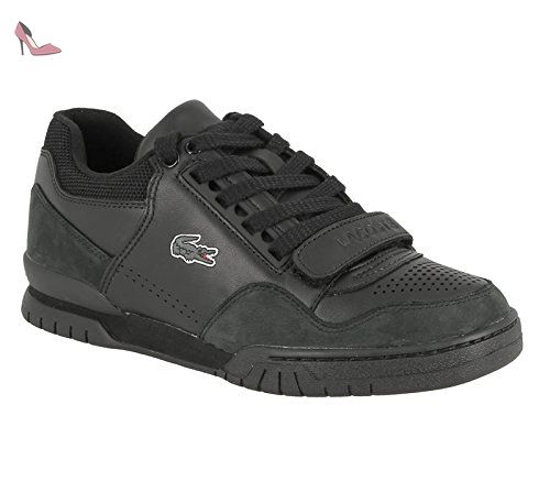 Lacoste Missouri G117 1 SPM blk leather 7 33SPM1035024 pointure 40,5 -  Chaussures lacoste