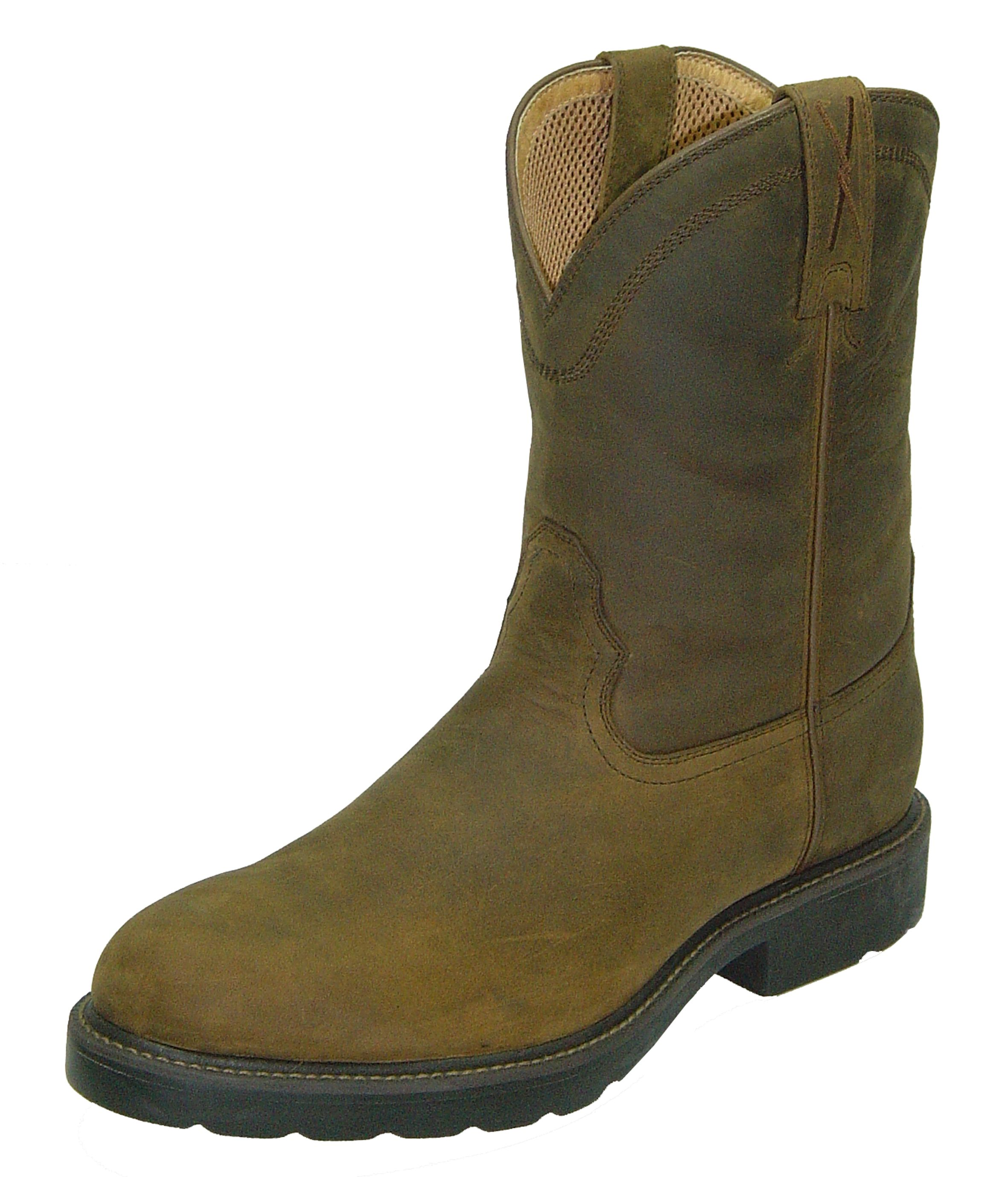 9929ba2e834 Twisted X Boots - Men's Cowboy Work Safety Toe - MSP0001 | Work ...