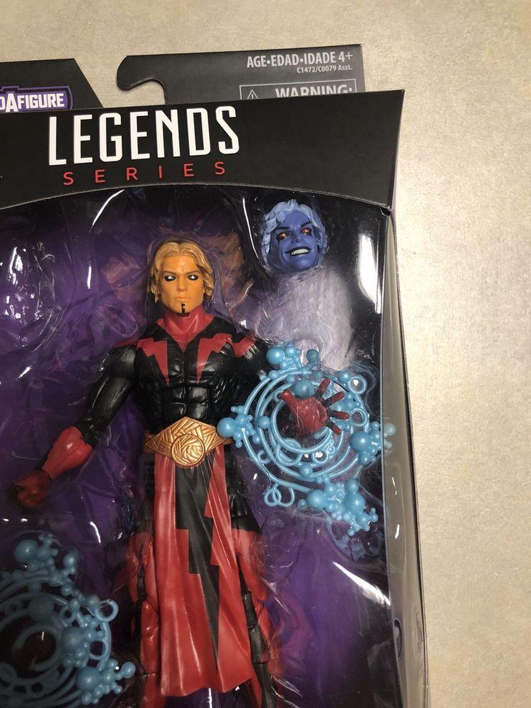 Adam Warlock Guardians Of The Galaxy Vol 2 Marvel Legends Mantis