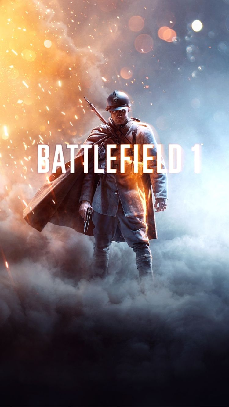 Download This Wallpaper Iphone 5s Video Game X2f Battlefield 1 750x1334 For All Your Phones And Tablets Battlefield 1 Battlefield Battlefield Games