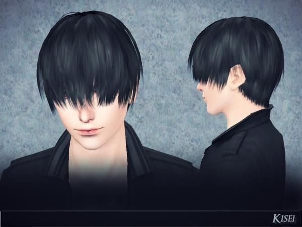 Belphegor Kisei Over The Eyes Hairstyle By Athem2310 For Sims 3 Sims Hairs Http Simshairs Com Belphegor Kisei Over The Eye Sims Hair Sims Mens Hairstyles
