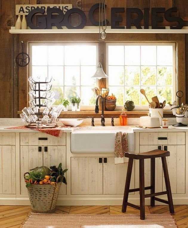 Room Decor Ideas will show you how to get a perfect kitchen ... on kitchen island with farm sink, kitchen window trim ideas, kitchen nook with storage seat,