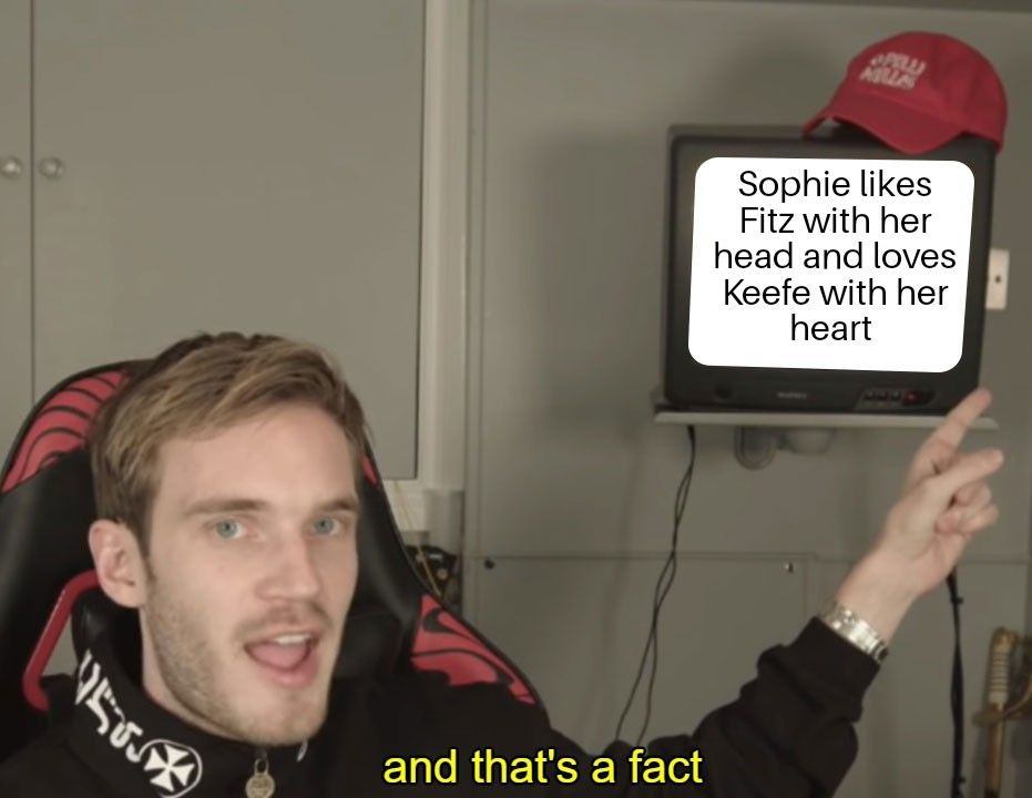 Sokeefe For Life I Ve Been Trying To Say This All Along This Are The Facts And If You Think There False You Re J Most Hilarious Memes Fishing Memes Pewdiepie