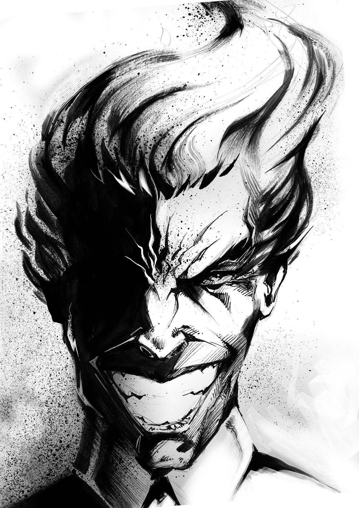The Joker - Anthony Jean