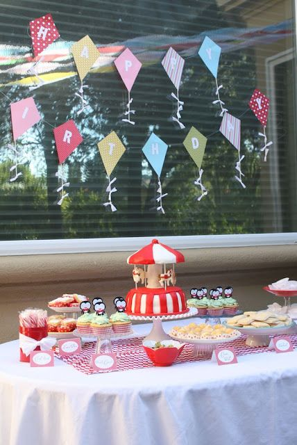It S A Mary Poppins Birthday Party Party Ideas Jolly Holiday