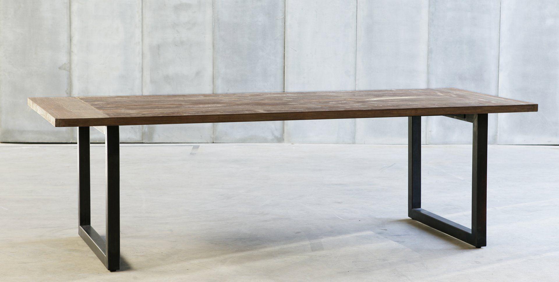 Bezaubernd Esstisch Holz Metall Referenz Von Billig Design